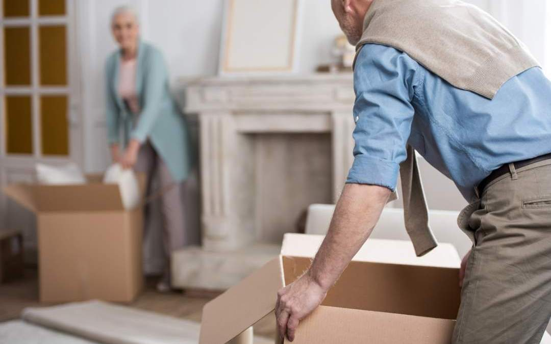 Seven Tips for Getting Organized During a Move